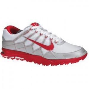 SALE - Mens Nike RANGE Golf Cleats White - BUY Now ONLY $99.99