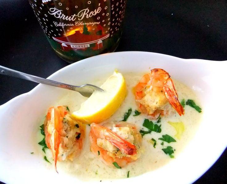 Crab Stuffed Shrimp - Proud Italian Cook