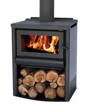 Masport R1500 WS wood heater by Abbey Fireplaces.