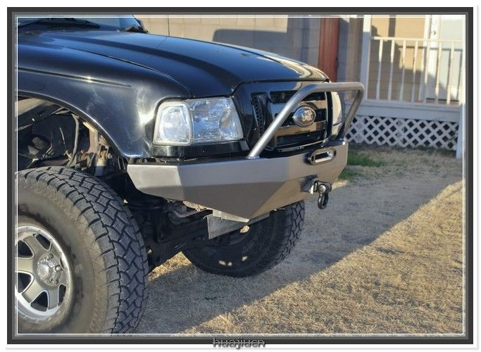 Off Road Bumpers Ford Ranger Wild Steel Pinterest