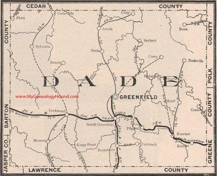118 best Vintage Missouri County Maps images on Pinterest