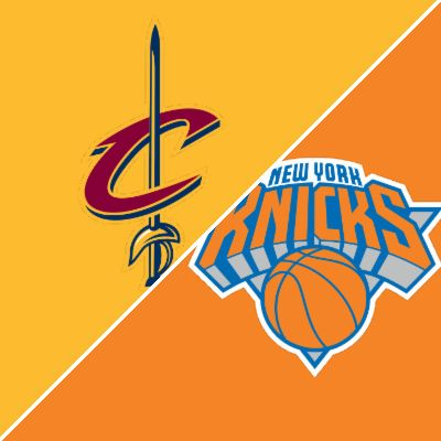 Get box score updates on the Cleveland Cavaliers vs. New York Knicks basketball game.
