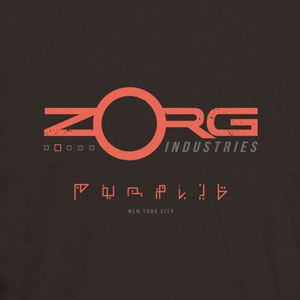 """Zorg Industries – New York City. Inspired by the 1997 movie """"The Fifth Element"""". #tshirt"""