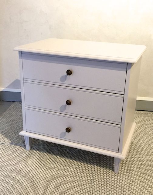 Gustav Small Chest of Drawer. 65cm Wide