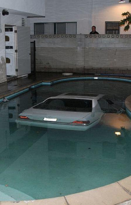 Bad Parking Job #fail