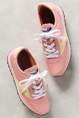 Brooks Decade Vintage Sneakers Peach Sneakers #anthrofave