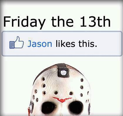 Image result for friday the 13th meme