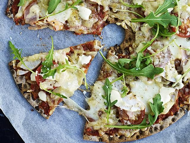 Chick pizza- recpie- wh uk