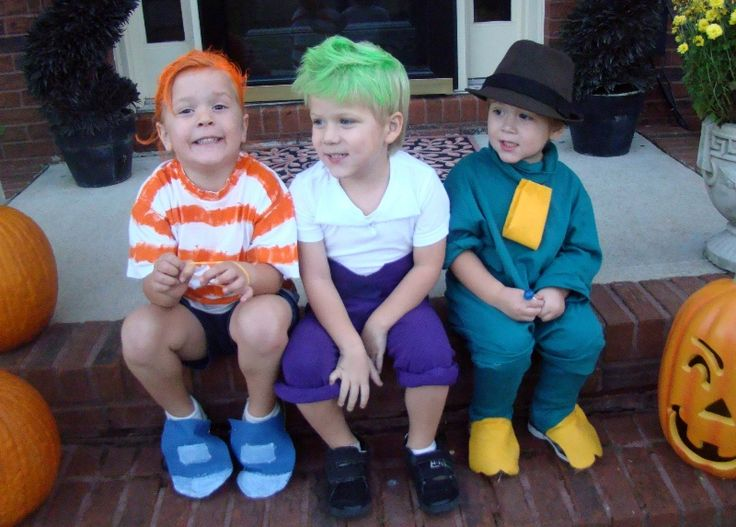 phineas and ferb and perry - Phineas Halloween Costume
