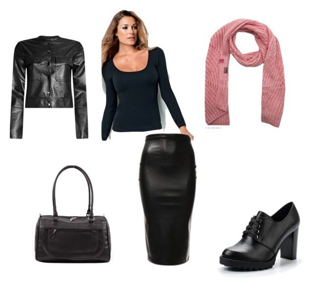 """""""Casual4"""" by annova27 on Polyvore featuring мода и Lamoda"""