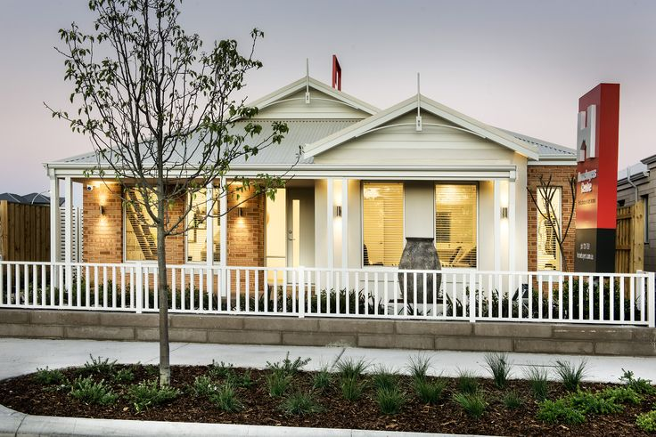 Stockman Display Home - Homebuyers Centre  - Ellenbrook, WA Australia