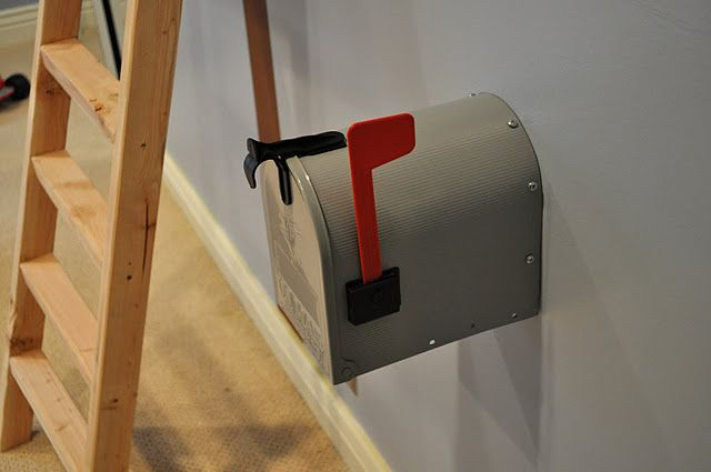 playroom mailbox