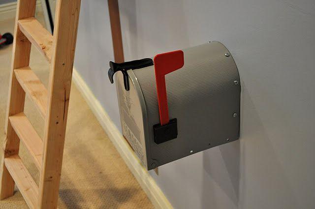 playroom mailbox