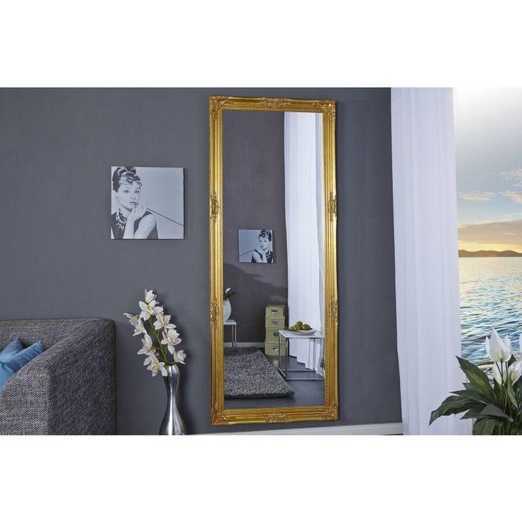 Spiegel Renaissance goud 185cm - 7882