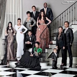 The Kardashians  Kim had a multi-million dollar wedding (or did she get paid millions? I don't really know) that was televised and now she's getting divorced 72 days later. Kourtney is pregnant again and we must question who the father is. Rob was on Dancing With The Stars and made it to the finals. And Kris is soaking up the extra limelight from all her kids. The Kardashians are the royal family of E!, and I could do without them in 2012.