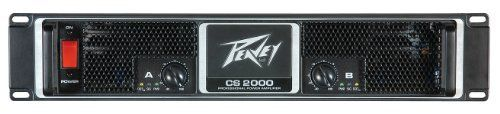 Peavey CS2000 - 2000 Watt Power Amplifier by Peavey. $629.00. Building on the reputation of the world-famous Peavey CS® 800, which conquered the power amp market in the 1970s, the CS® Series is the global standard bearer for workhorse reliability. Over the years, these amps have benefited from some of Peavey's most popular audio innovations, including our exclusive DDT™ compression/anti-clipping protection. With its 2 RU design and power points up to 4080 watts, ...