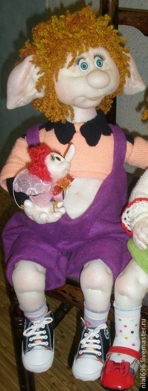 Коллекционные куклы ручной работы. Ярмарка Мастеров - ручная работа ты мне нравишься)))). Handmade.