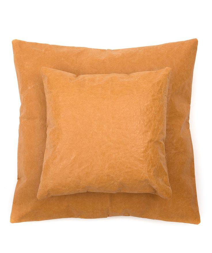 Paper Cushion Camel