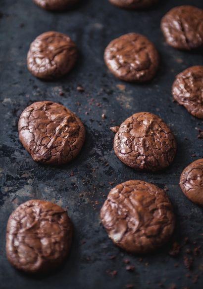 Biscuits au chocolat Biscuits au chocolat - Recette | Trois fois par jour