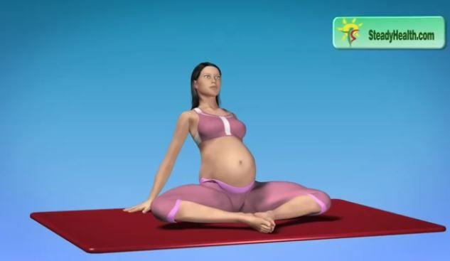 حتما می دونید که انجام حرکات ورزشی حتی قبل ز بارداری کمک زیادی به راحتی زایمان طبیعی می کنه چه برسه به ورزش در دوران بارداری، به مادرانی که می خوان از طریق زایمن طبیعی نوزادشون رو به دنیا بیارن این حرکات ورزشی رو انجام بدین، فقط یادتون باشه که هر وقت خسته شدین استراحت کنین و آب هم زیاد بخورین. مرسی مامانای مهربون