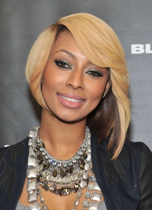 Black Girls with Blonde Hair   Best Celebrity Hair Color for 2011