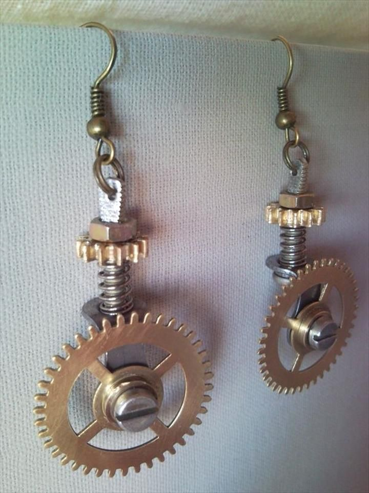 45Quick & Easy To Make Recycled Jewelry Design   DIY to Make