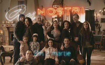VALY YOUTUBE: AI NOSTRI - SEZONUL 1 - 2017 - EP 4 - PRIMA RATA