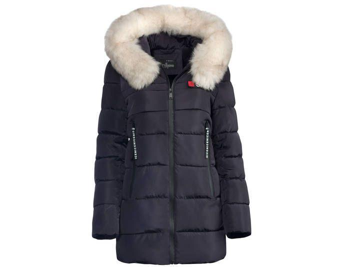 Trisens Damen Winter Parka Jacke Lang ,Farbe: Dunkelblau, Größe: S Jetzt bestellen unter: https://mode.ladendirekt.de/damen/bekleidung/jacken/sonstige-jacken/?uid=74f82afb-f38e-574c-a32a-ad59665017ed&utm_source=pinterest&utm_medium=pin&utm_campaign=boards #sonstigejacken #bekleidung #jacken