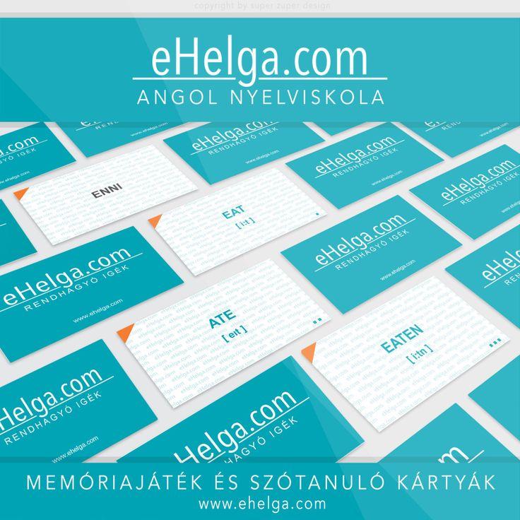 eHelga.com rendhagyó igék