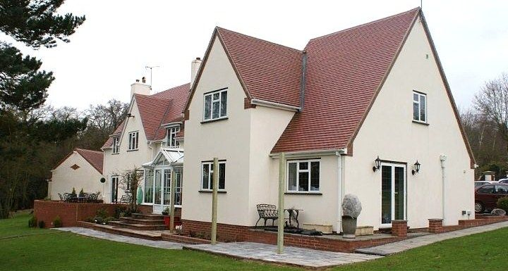 single storey version of this for back extension?