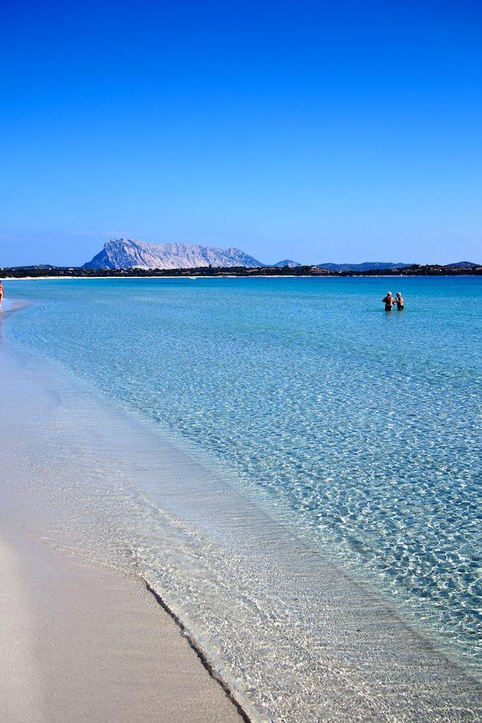 La meravigliosa spiaggia della Cinta, a San Teodoro, una delle migliori in tutta la Sardegna!