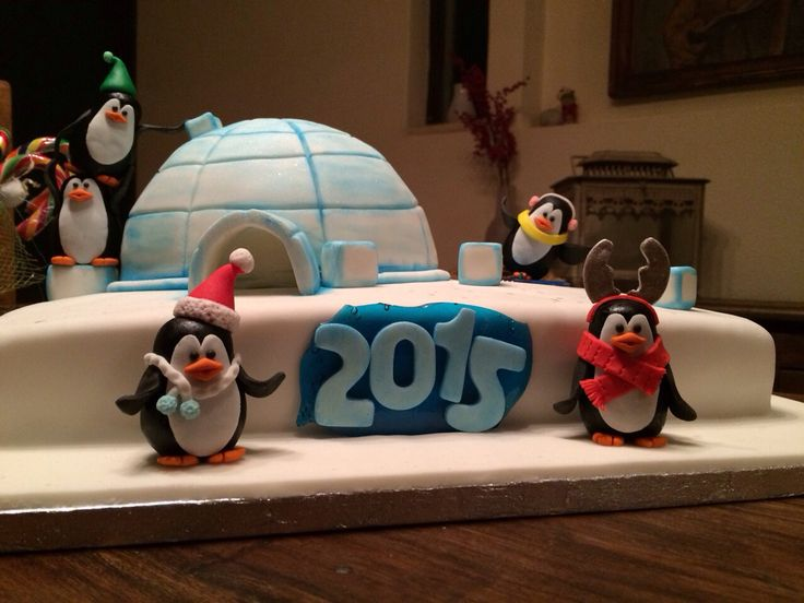 New Year's Eve Cake.....