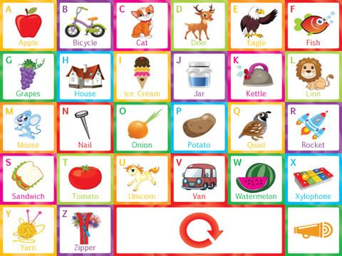Letter B Words Pictures
