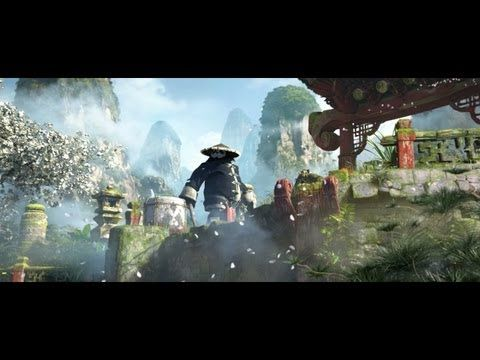 Oh, sweet gaming gods. ^(>_<)^ A lot of the players are frowning upon Blizzard for adding Panda's (Pandaren) into World of Warcraft. Saying that Mists of Pandaria is going to ruin WoW, blah blah blah... But I am excited and I want to play an adorable bad ass Kung Fu fighting panda!