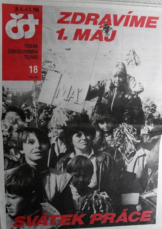 Týdeník ČST - 1986