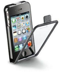Чехол для Apple iPhone 4S Cellular Line Smart Flap IPH4S