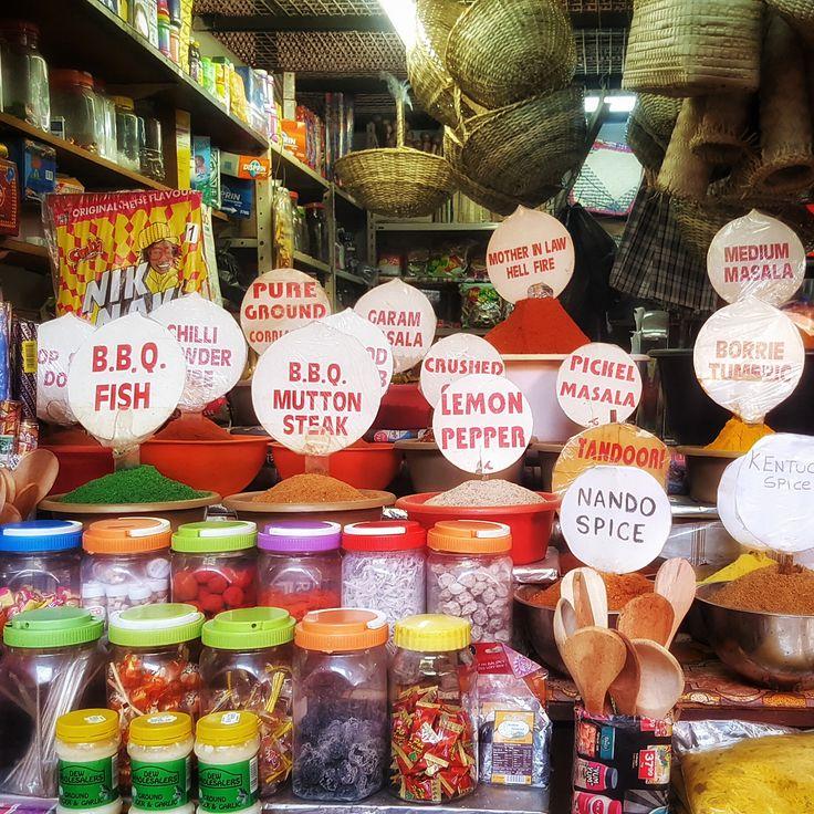 Victoria Street Market, Durban, KwaZulu-Natal.