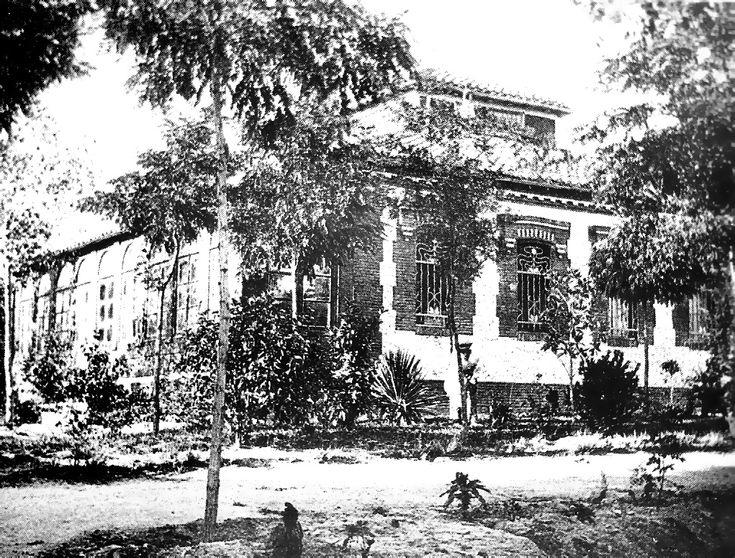 El Proyecto de arturo Soria ...............Modelo de casa de lujo (1902).