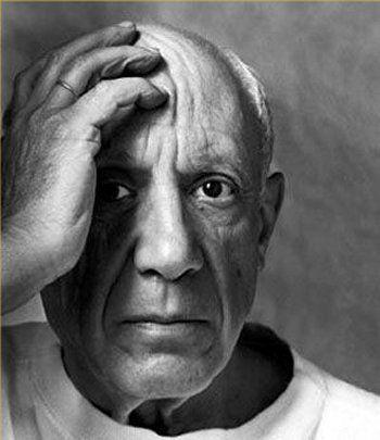 Pablo Ruiz Picasso.
