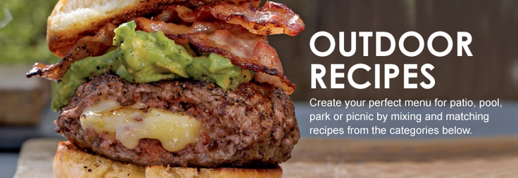 Grilling by Williams Sonoma:  covers just about everything--burgers, seafood, marinades, rubs, side dishes, veggies, desserts...