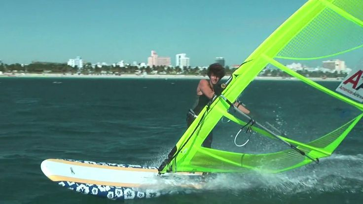 Jibe. Learn to make a jibe with a Kona One in a little more wind. This jibe make by Julianos who won Kona 2010 World Championships 2010 in M...