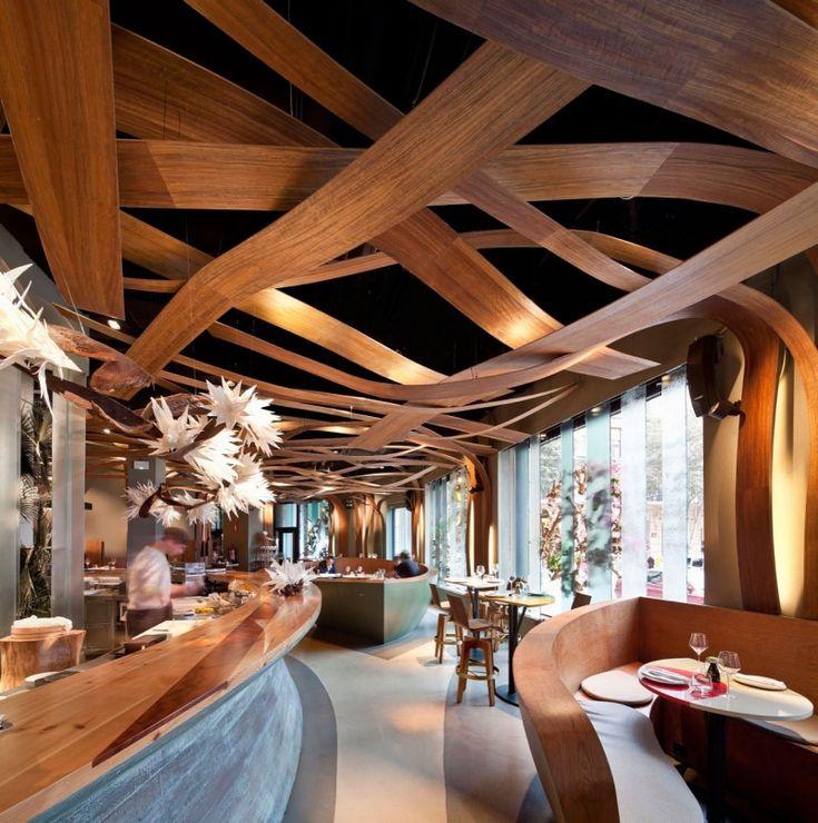 Ikibana Paral restaurante por El Equipo Creativo