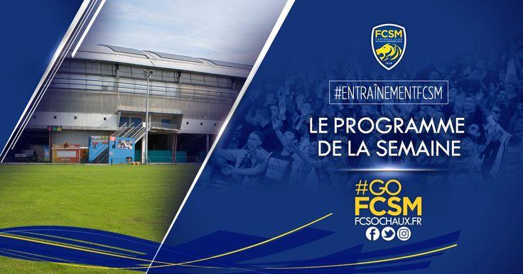 🗓️ Ce jeudi, repos pour les Sochaliens. Demain à 10h, poursuite de la préparation de #RCLFCSM. #EntraînementFCSM  ► http://www.fcsochaux.fr/fr/index.php/article/9575 …