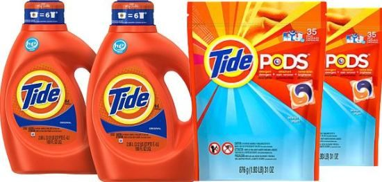 $3.00/1 Tide Detergent or Tide Pods Coupon! ONLY $1.27 each @ CVS! Read more at http://www.stewardofsavings.com/2015/10/3001-tide-detergent-or-tide-pods-coupon.html#Mc13PEPKIt35KEfQ.99