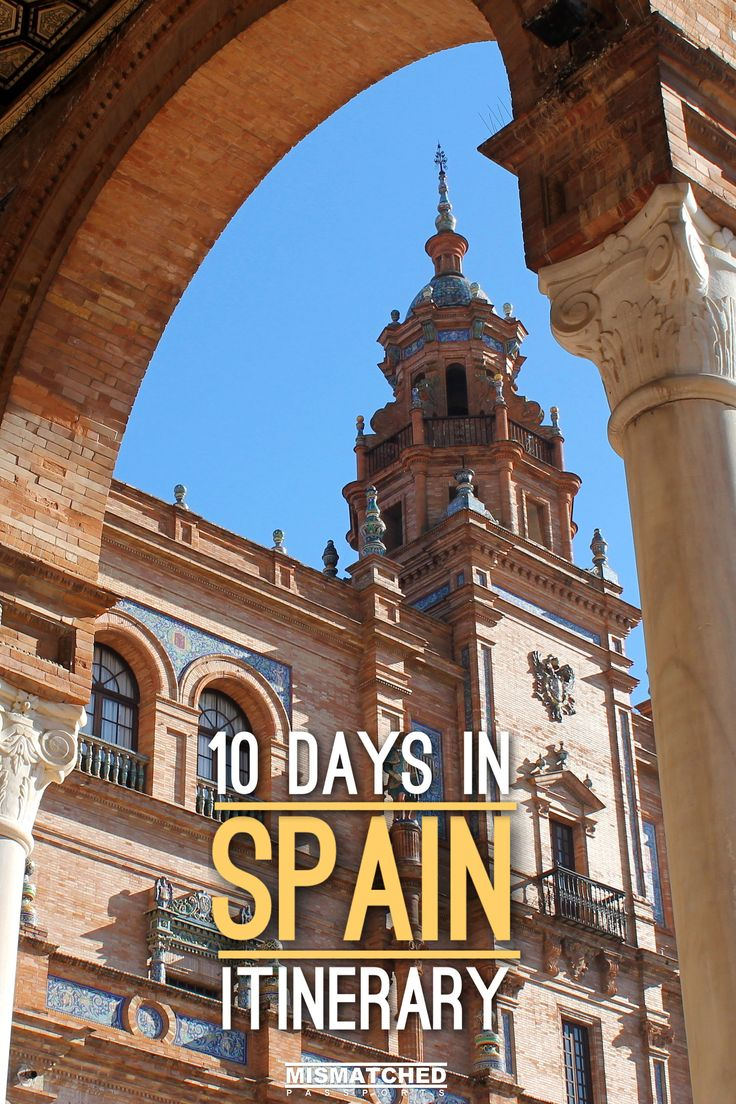 Winter in Andalusia: 10 Days in Spain   If you are planning to spend 10 Days in Spain, check out our Andalusia itinerary which includes Seville, Cordoba and Granada.