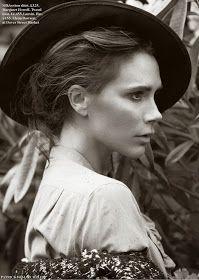 Smartologie: Victoria Beckham for Vogue UK August 2014