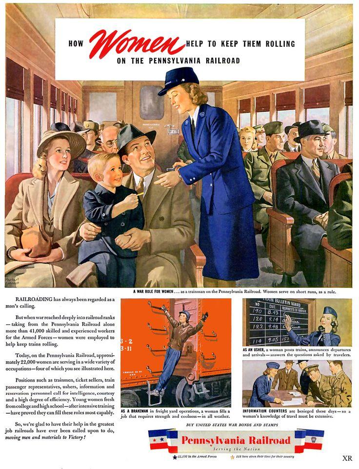 PRR ...1944 Pennsylvania Railroad