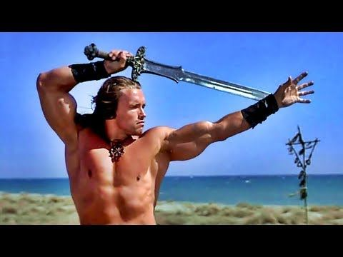 ▶ CONAN THE BARBARIAN 1981 (HD) Steel Tribute - YouTube