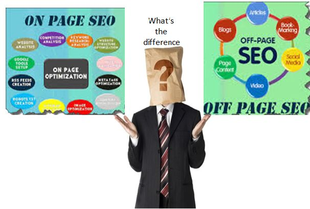 On-Page Vs Off-Page Optimization in Social Media Age