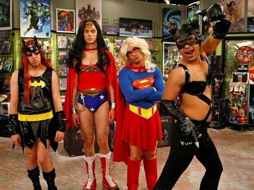 big bang theory: Geek, Nerd, Funny Stuff, Bangs, Things, So Funny, The Big Bang Theory